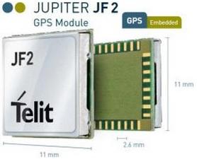 Jupiter-Telit-GPS-modul