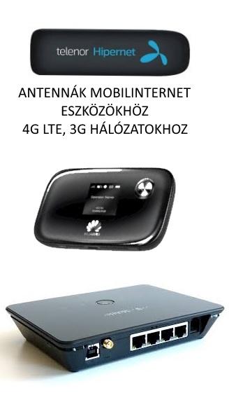 LTE-Antennák