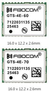Fibocom-GPS-modulok