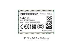 G610 GPRS modul